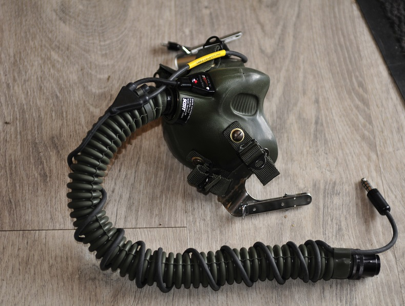 Gentex MBU-12/P Oxygen mask Green size Regular