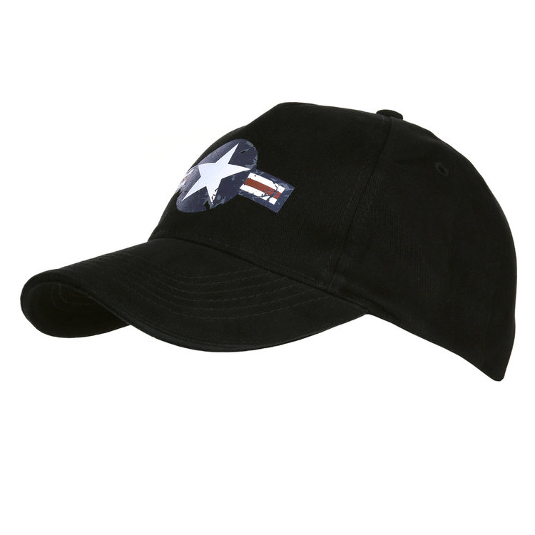 Base Ball Cap USAF WW II black