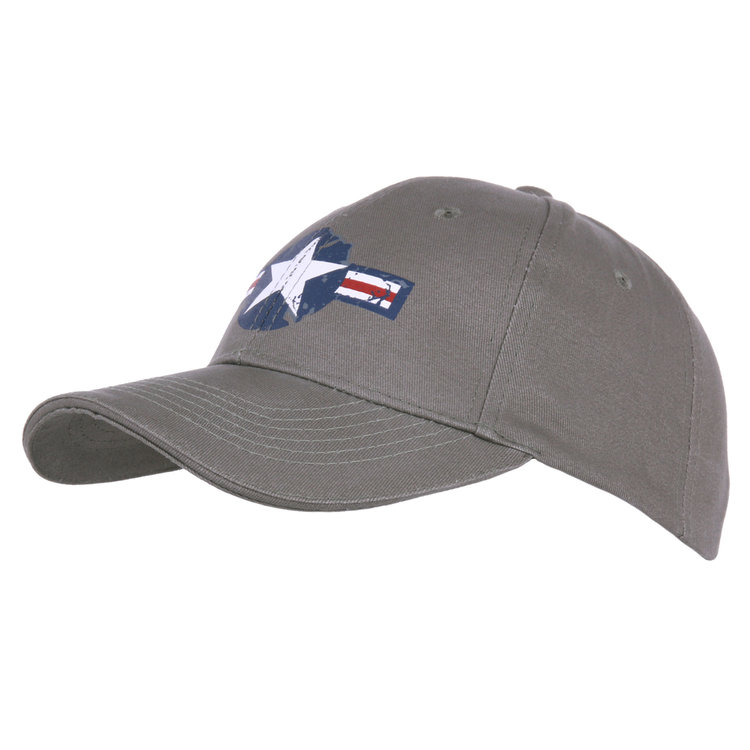 Base Ball Cap USAF WW II grey