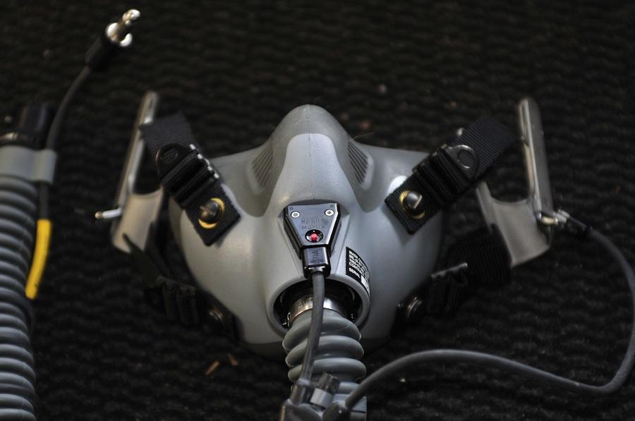 Gentex MBU-12/P Oxygen mask Long