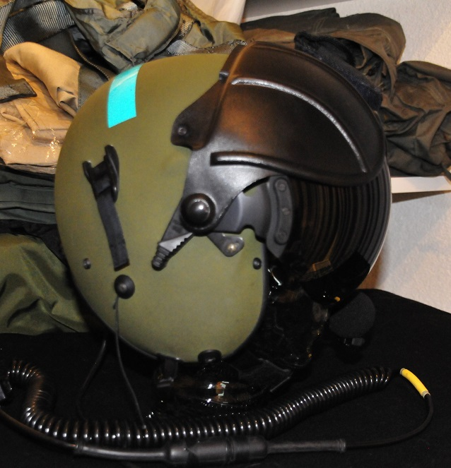 Gentex Alpha 200 flight helmet size Small