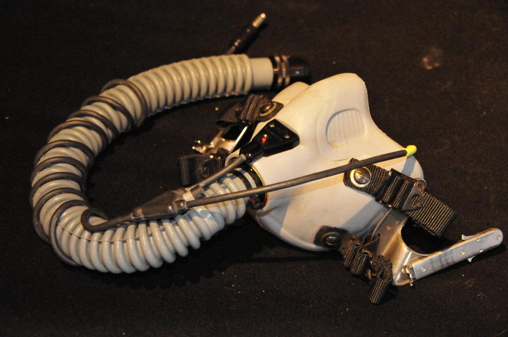 Gentex MBU-12/P Oxygen mask size Regular