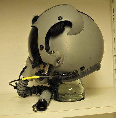 Gentex HGU-55/G flight helmet size Small (without the oxygen mask)