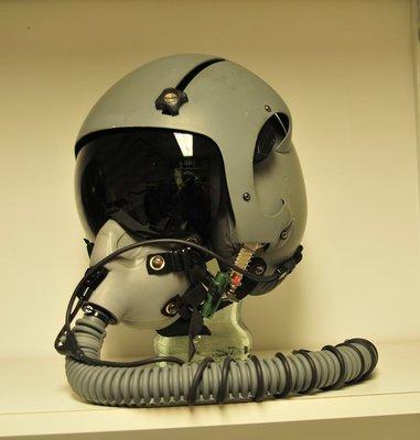 Gentex HGU-55/G flight helmet size Small & MBU-12 new mask