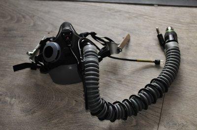 Gentex MBU-20/P Oxygen mask size Large Wide brandnew in plastic