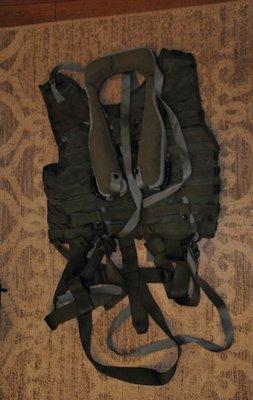 CMU-33 survival vest with LPU-34/P life preserver