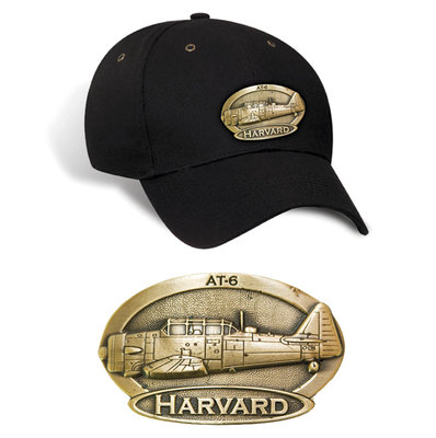 Harvard Luxury baseball cap with metal emblem (brass cap's) Harvard