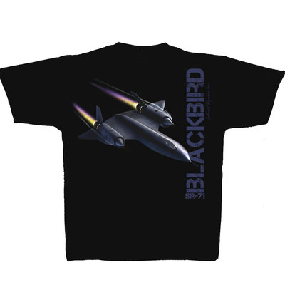 SR-71 Blackbird T-shirts for kid's