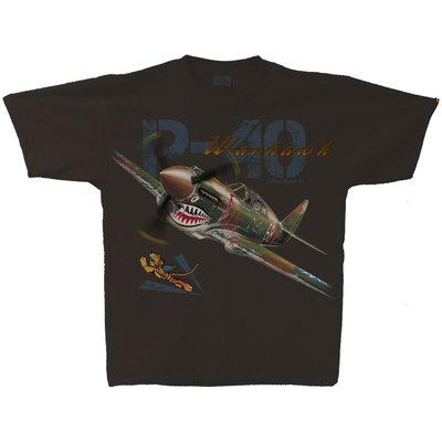 P-40 Warhawk youth T-shirt kid's