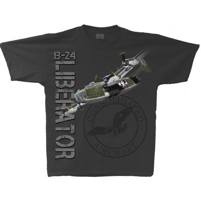 B-24 Liberator T-Shirt B-24 Liberator shirt