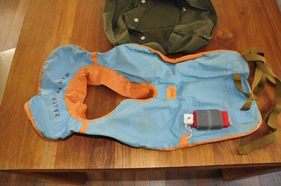 Russian survival vest