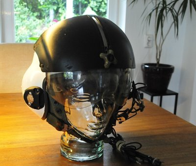 Gentex SPH-3 helicopter flight helmet size XL