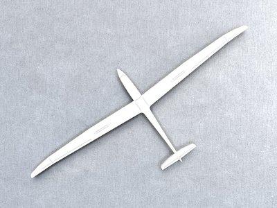 MAGNETBOX Glider silver color