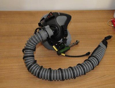 Gentex MBU-20/P Oxygen mask size Medium Wide with WEA