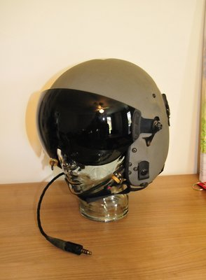 Alpha MK.10 flight helmet RAF Tornado