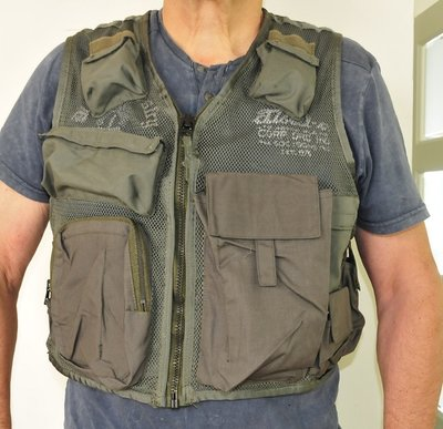 Vest survival Mesh Net SRU-21/P USAF in new condition size Large