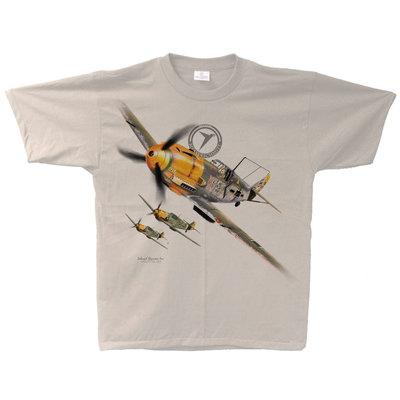 Bf 109 Messerschmitt Sand T-Shirt t shirt Luftwaffe Bf-109 shirt