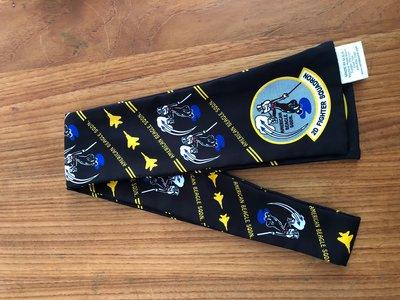 2d Fighter Squadron pilot scarf F-15 sq