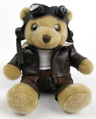 Pilot bear - 20 cm