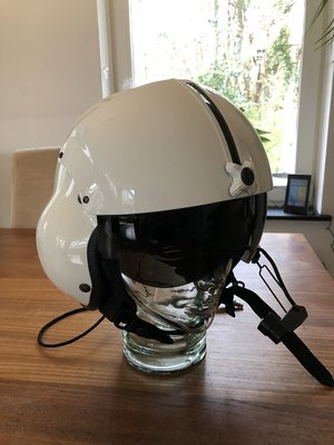 Gentex SPH-4 flight helmet size Medium