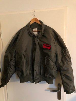 Nomex CWU-36/P flight jacket size XXL used