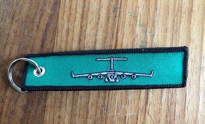 McChord AFB transport Sq keychain keyring