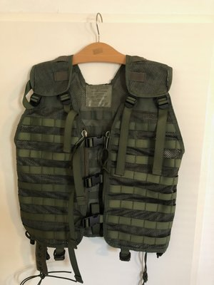 Modulair gevechtsvest Dutch Army size Large New