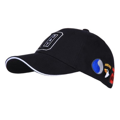 D-Day cap black 75th years