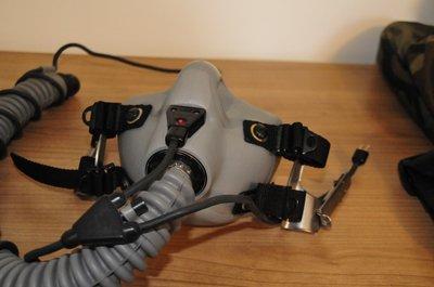 Gentex MBU-12/P oxygen mask
