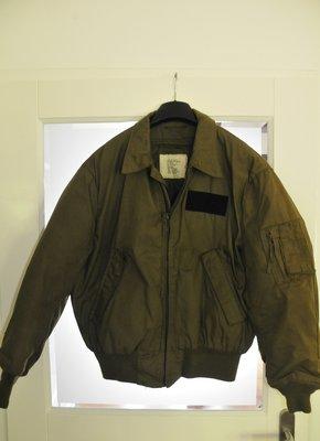 US Army Nomex flight jacket Cold weather Large Regular