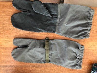 NBC pilot gloves KLu