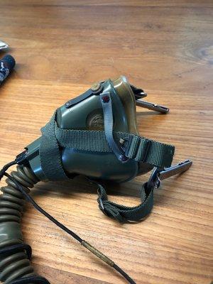 Gentex MBU-5 oxygen mask size regular narrow