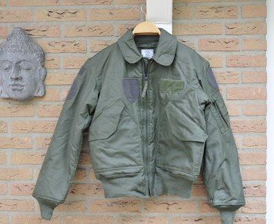 CWU-36/P summer flight jacket Nomex size XL 46-48 + USAF nametag