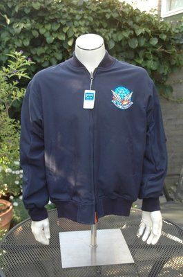 Blue Impulse flight jacket