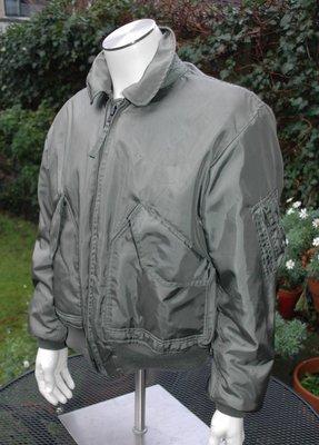 Nomex CWU flight jacket winter size 42-44