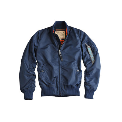 Alpha MA1 TT flight jacket (07 rep blue) - women -