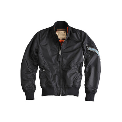 Alpha MA1 TT flight jacket (03 black) - women - SPECIAL PRICE