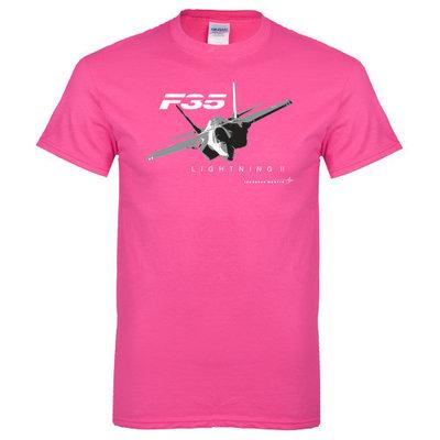 Lockheed F-35 Lightning II Pink color