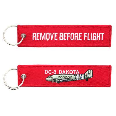 Remove before flight DC-3 Dakota