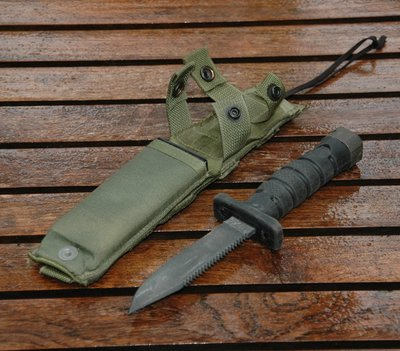 Asek pilot survival knife