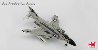 HobbyMaster Diecast F-4J Phantom 157267 NG VF-96 USS Constallation 1972 Air Power Series