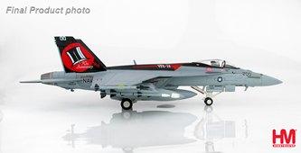HobbyMaster Diecast McDonnell Douglas F/A-18E 16634 VFA-14 Tophatters USS Nimitz Air Power Series