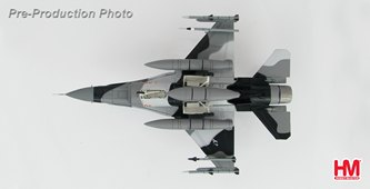 HobbyMaster Diecast F-16C Fighting Falcon Block 30 86-290 Commander 18th Aggressor Squadron Air Power Series