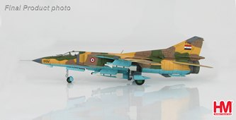 HobbyMaster Diecast Mig-23MS Syrian Air Force