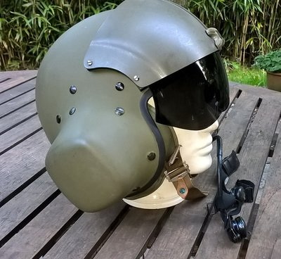 Gentex SPH-4 helicopter flight helmet