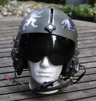 Gentex SPH-4 helicopter flight helmet
