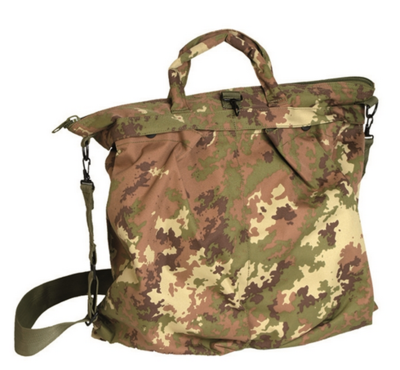 US Flyer helm tas kleur Vegetato