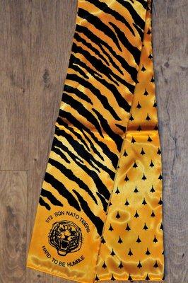 1 / 12 Squadron NATO Tigers Hard To be Humble Tiger Squadron Pilot scarve