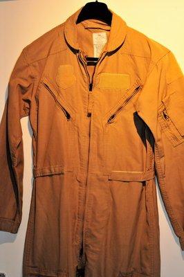 Nomex pilot suit Desert Klu AF Size 42R CWU-27
