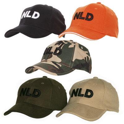 NLD cap, KLu cap